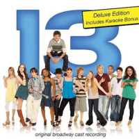 13 The Musical CD (With a Special Karaoke Bonus Disc)